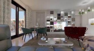 Via Duca D'Aosta nuova costruzione appartamento due vani letto con terrazzo Protocollo Itaca Livello 3 Certificazione classe A