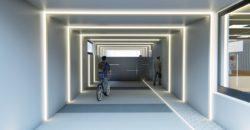 Locale commerciale nuova costruzione zona centrale