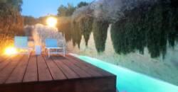 Litorale Ionico – Santa Maria al Bagno vista mare villa rifinita con piscina