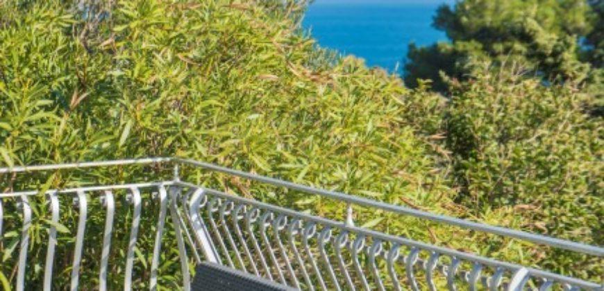 Castro litoranea splendida villa immersa nel verde con affaccio sul mare