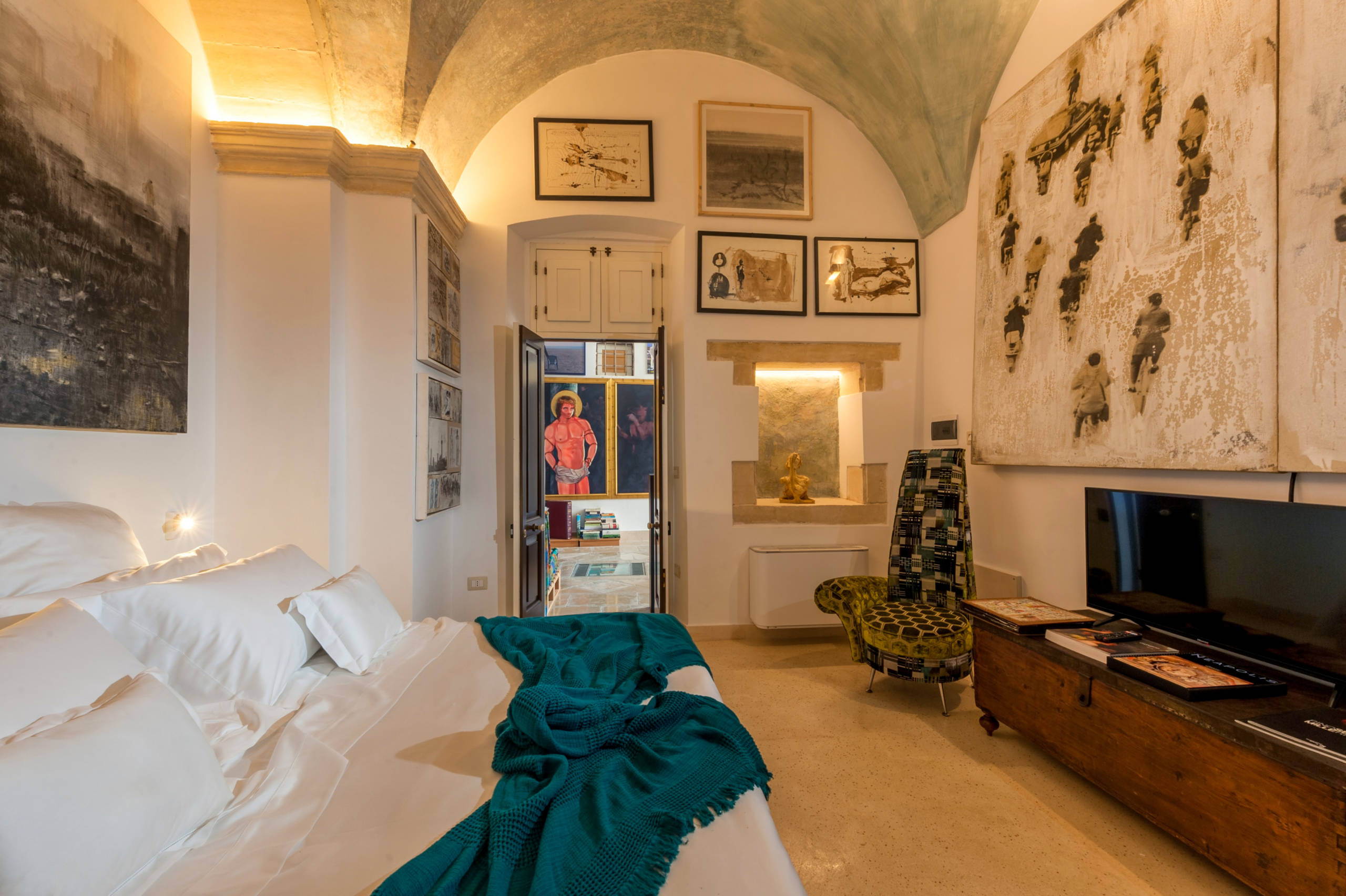 Valle della Cupa Palazzo storico di grande valore artistico e culturale