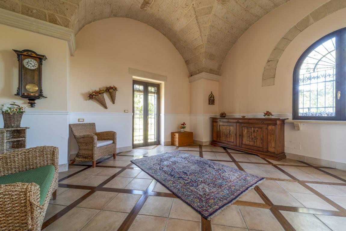 Valle Della Cupa antica Villa dell'800 in ottimo stato con piscina